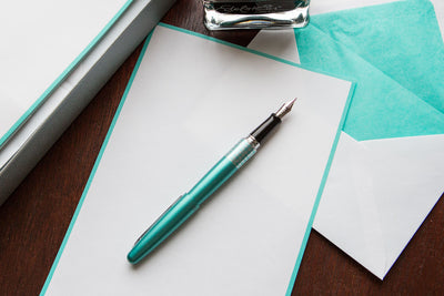 Pilot Metropolitan Fountain Pen - Retro Pop Turquoise