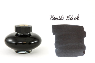 Pilot Namiki Black - 60ml Bottled Ink