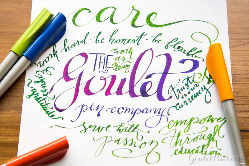 Pilot Parallel Pen Hand Lettering Calligraphy Set