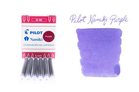 Pilot Namiki Purple - Ink Cartridges
