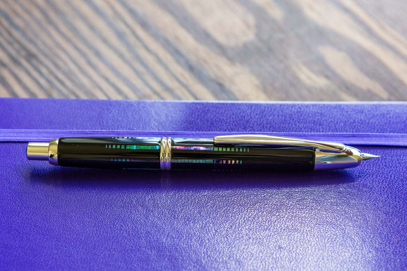 Pilot Vanishing Point Fountain Pen - Raden Water Surface