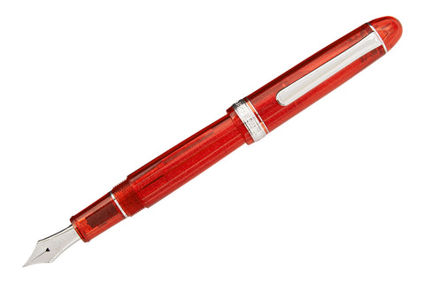 Platinum #3776 Century Fountain Pen - Carnelian