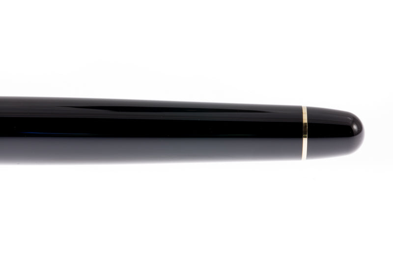 Platinum 3776 Century Fountain Pen - Black/Gold