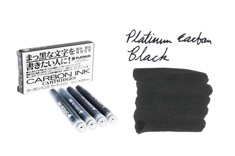 Platinum Carbon Black - Ink Cartridges