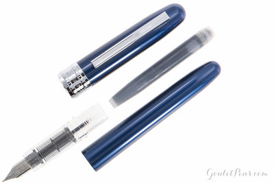 Platinum Plaisir Fountain Pen - Blue