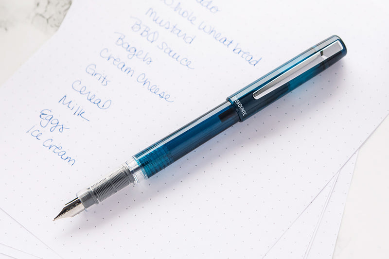 Platinum Prefounte Fountain Pen - Night Sea