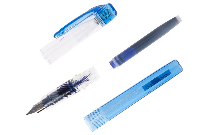 Platinum Preppy Fountain Pen - Blue