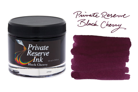 Private Reserve Black Cherry - 60ml Bottled Ink