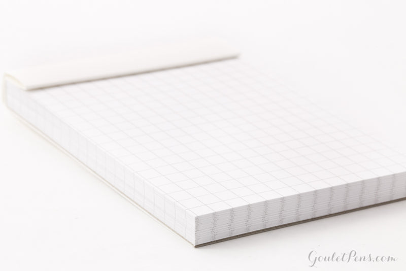 Rhodia No. 16 Notepad - Ice White, Graph (5.83 x 8.27)