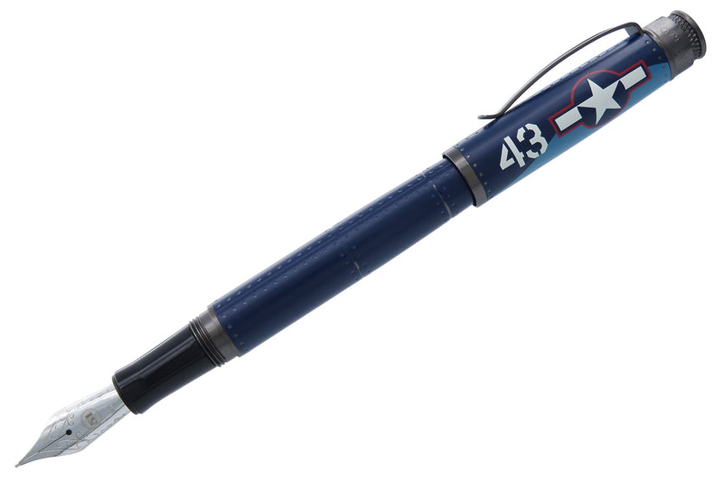 Retro 51 Tornado Fountain Pen - Corsair