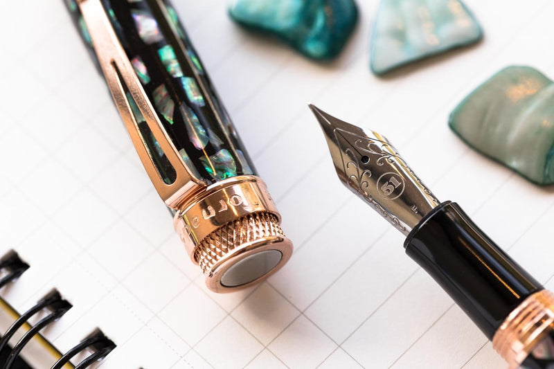 Retro 51 Tornado Fountain Pen - Cioppino
