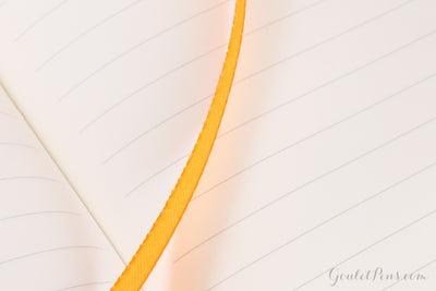 Rhodia Rhodiarama Medium Webnotebook - Chocolate, Lined (5.51 x 8.27)