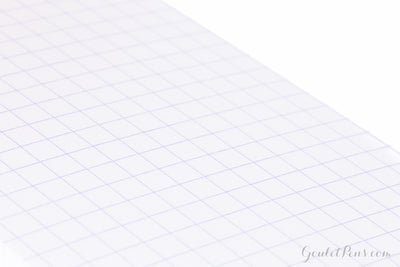 Rhodia No. 11 Notepad - Black, Graph (2.91 x 4.13)