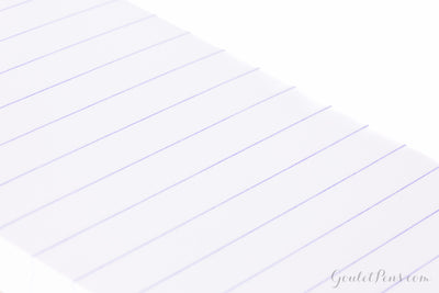 Rhodia No. 11 Notepad - Black, Lined (2.91 x 4.13)