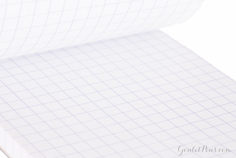 Rhodia No. 13 Notepad - Black, Graph (4.13 x 5.83)