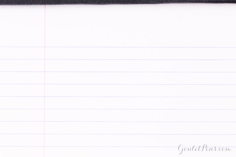 Rhodia No. 16 Notepad - Black, Lined (5.83 x 8.27)
