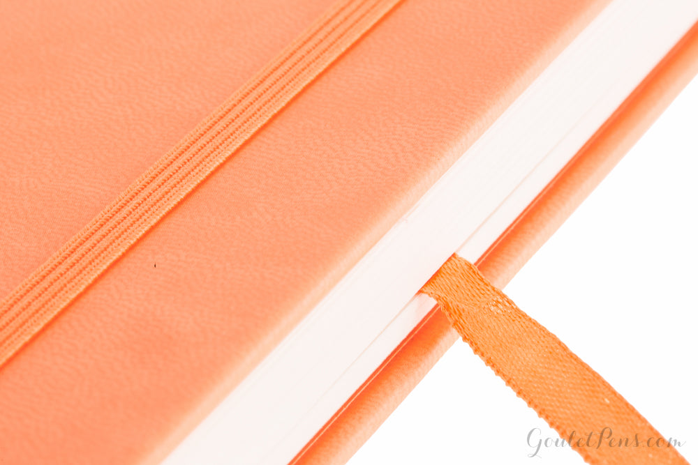 Rhodia A5 Webnotebook - Orange, Lined