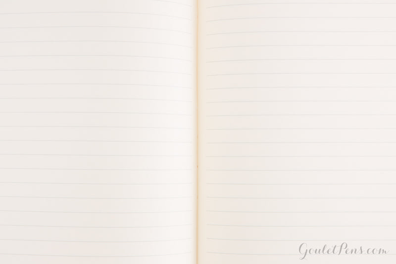 Rhodia Medium Webnotebook - Black, Lined (5.51 x 8.27)