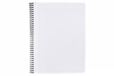 Rhodia Classic Wirebound Notebook - Black, Graph (8.86 x 11.69)