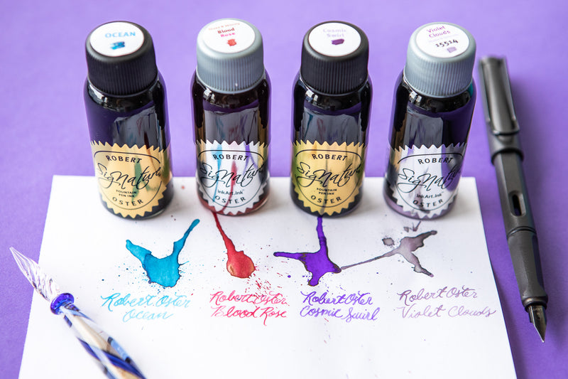 Robert Oster Ocean - 50ml Bottled Ink