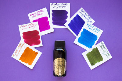 Robert Oster Deep Purple - 50ml Bottled Ink