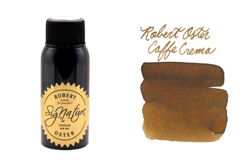 Robert Oster Caffe Crema - 50ml Bottled Ink