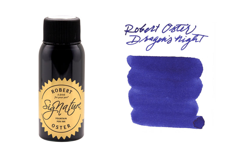 Robert Oster Dragon's Night - 50ml Bottled Ink