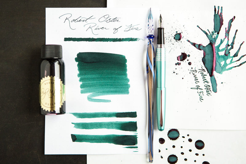 Robert Oster River of Fire - 50ml Bottled Ink