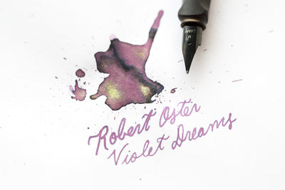 Robert Oster Violet Dreams - Ink Sample