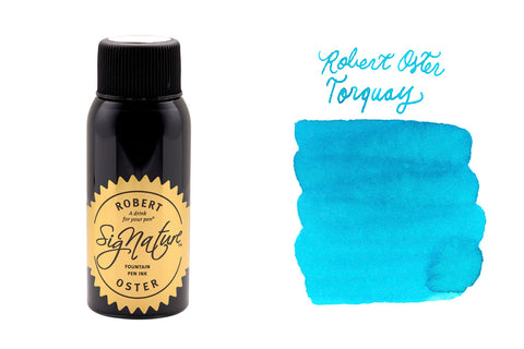 Robert Oster Torquay - 50ml Bottled Ink