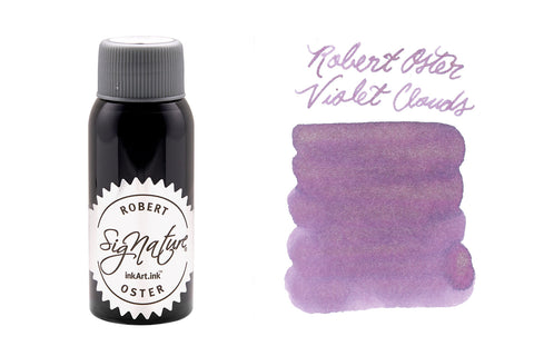 Robert Oster Violet Clouds - 50ml Bottled Ink