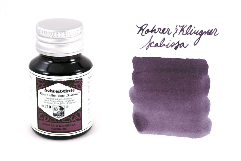 Rohrer & Klingner Scabiosa - 50ml Bottled Ink