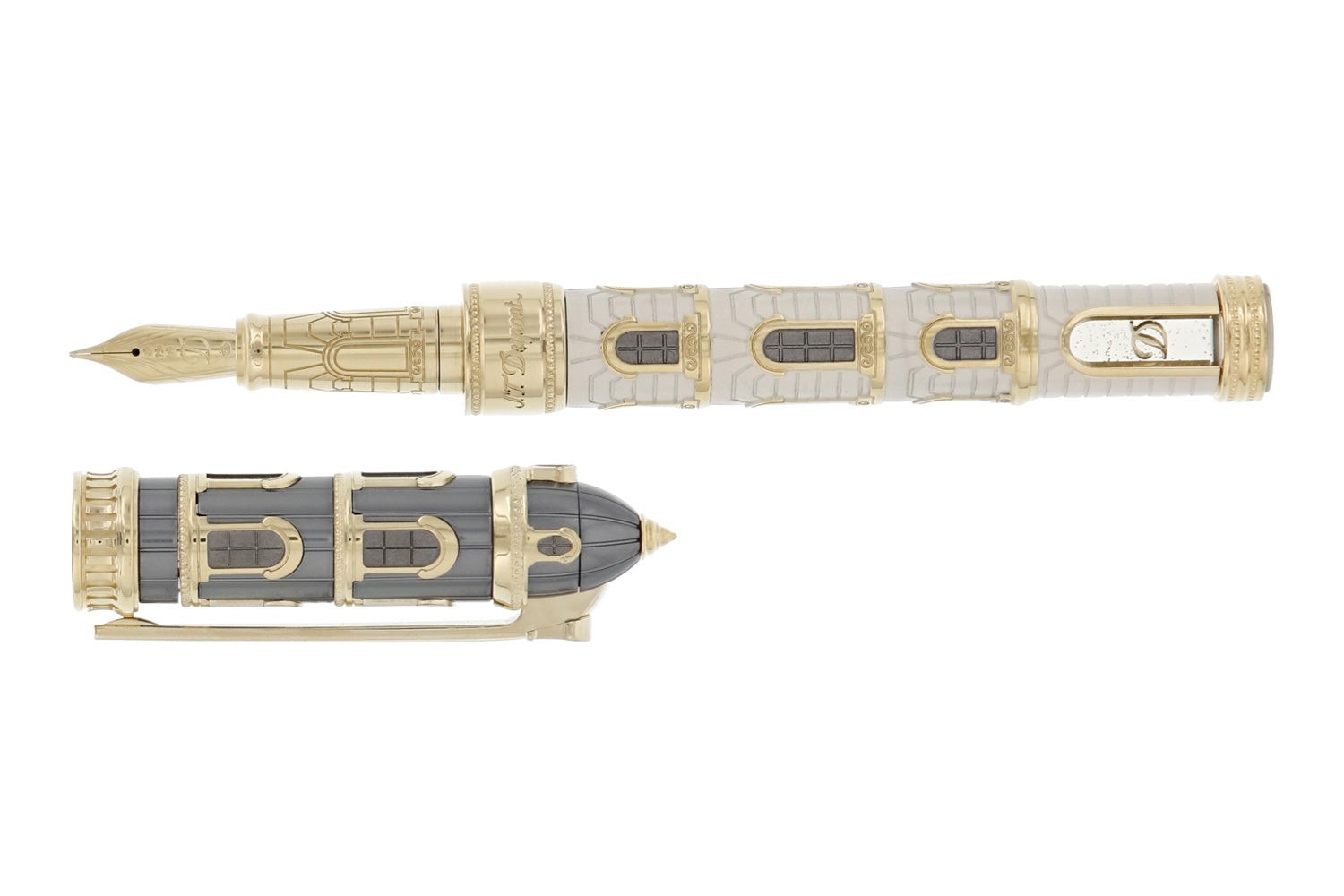 S.T. Dupont From Paris with Love Fountain Pen (Limited Edition)