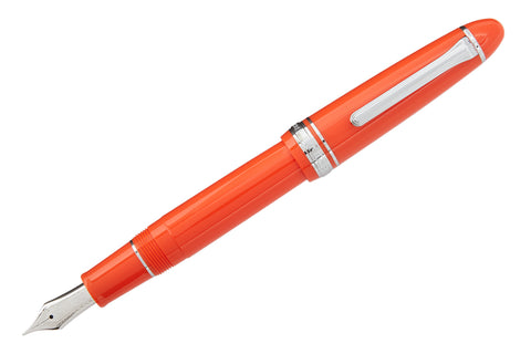 Sailor 1911L Fountain Pen - Royal Tangerine