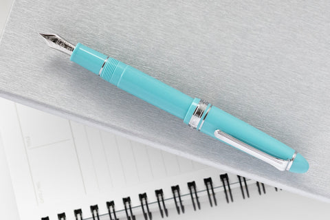 Sailor 1911S Fountain Pen - Fresca Blue