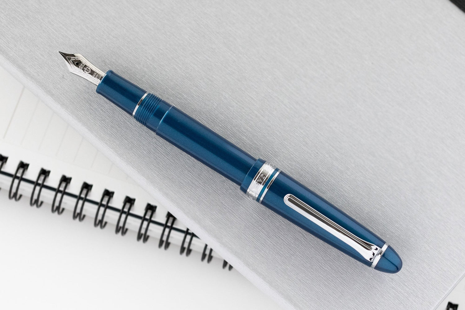 Sailor 1911S Fountain Pen - Stormy Sea