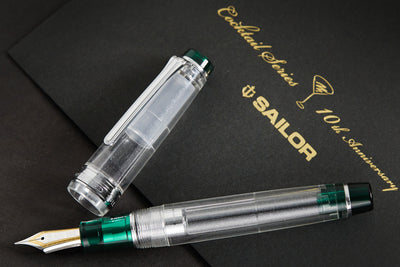 Sailor Pro Gear Fountain Pen - Mojito (Limited Edition)