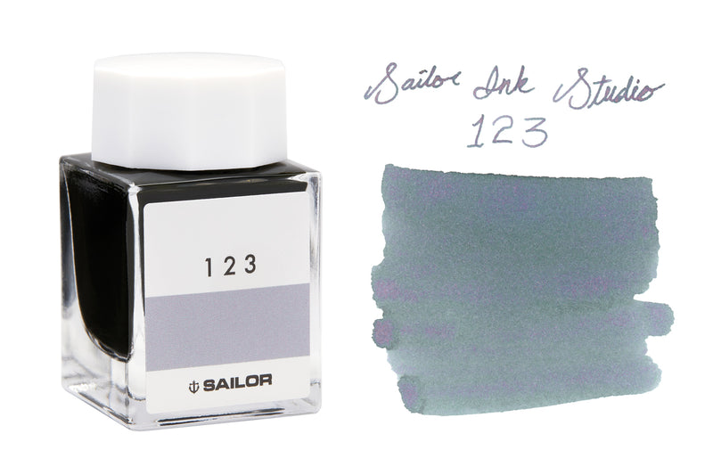 Sailor Ink Studio 123 - 20ml Bottled Ink