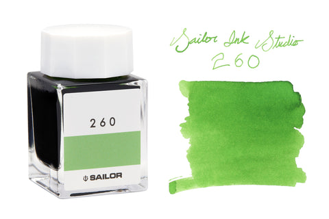 Sailor Ink Studio 260 - 20ml Bottled Ink