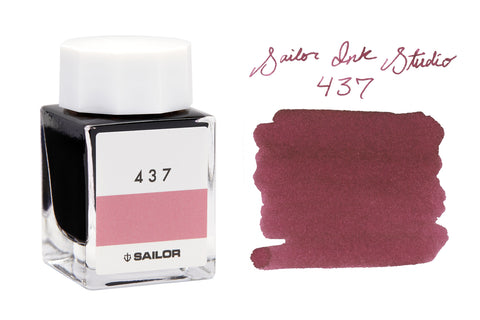 Sailor Ink Studio 437 - 20ml Bottled Ink