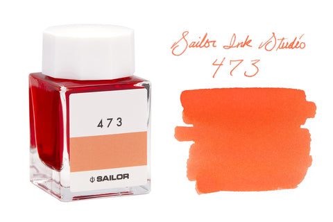 Sailor Ink Studio 473 - 20ml Bottled Ink