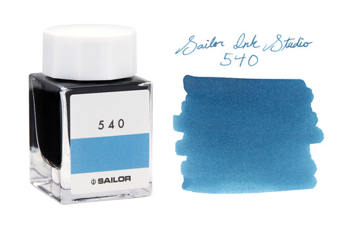 Sailor Ink Studio 540 - 20ml Bottled Ink