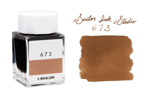 Sailor Ink Studio 673 - 20ml Bottled Ink