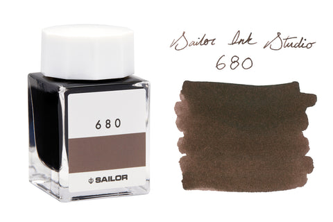 Sailor Ink Studio 680 - 20ml Bottled Ink