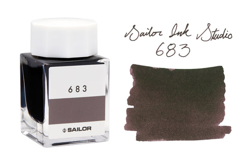 Sailor Ink Studio 683 - 20ml Bottled Ink