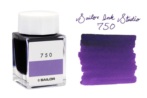 Sailor Ink Studio 750 - 20ml Bottled Ink
