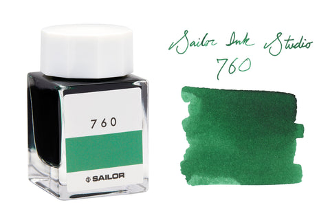 Sailor Ink Studio 760 - 20ml Bottled Ink