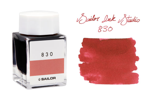 Sailor Ink Studio 830 - 20ml Bottled Ink