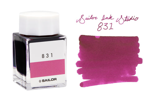 Sailor Ink Studio 831 - 20ml Bottled Ink