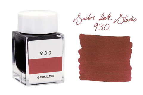 Sailor Ink Studio 930 - 20ml Bottled Ink